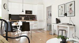 Consejos para vivir a lo grande en un piso peque o acicalia for Vivir en un piso pequeno con ninos