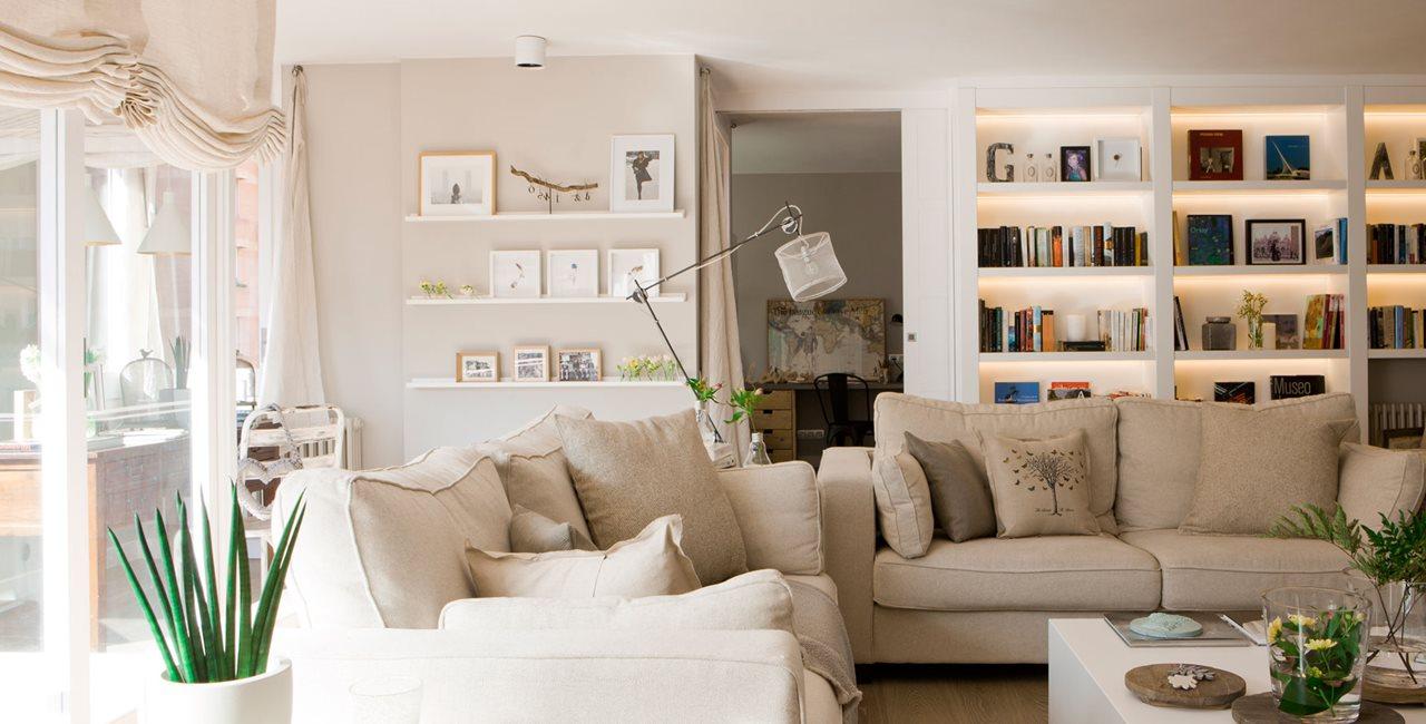Como iluminar bien la casa trucos y consejos acicalia for Consejos para decorar un living